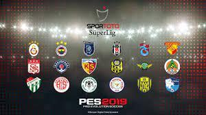 PES 2019 - Turkish Süper Lig Trailer - YouTube