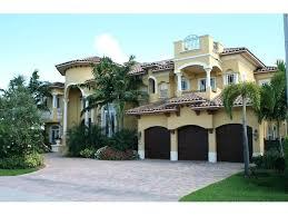 stucco house plans stucco home with clay tile roof florida stucco home plans