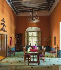 furniture in mexico. the 17thcentury hacienda petac sits on remains of an old mayan site and furniture in mexico t