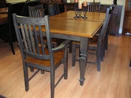 dining table chairs set oak