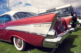 England Morecambe 08 16 2016 Retro Vintage Chevrolet Car Automobile Stock Photo Picture And Royalty Free Image Image 80923907