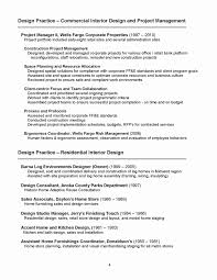 Home Remodeling Resume Samples Unique General Contractor Resume