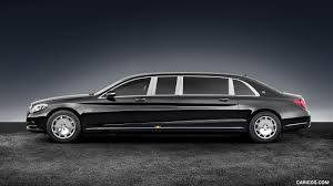 2018 maybach benz. beautiful maybach 2018 mercedesmaybach s 600 pullman guard  side wallpaper to maybach benz