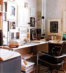 cool home office. Fine Home Home Of Artist Stephen Antonakas Elle Decor  March 2008 On Cool Office