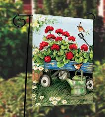 Small Picture Garden Flag Stand By Beeoutdoors Best For Banners And In Design