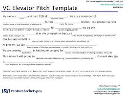 elevator pitch example - Google Search