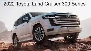 2022 Toyota Land Cruiser 300 Series in ...