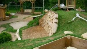 Simple Natural Playground Ideas for Your Preschool