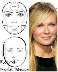 round face shape