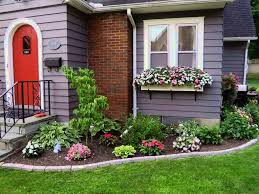 Awesome Landscaping Design Ideas For Front Of House Photos - Home landscape design