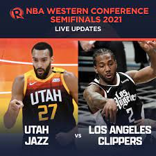 LIVE UPDATES: Jazz vs Clippers, Game 2 ...