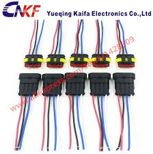 1 5 series 4 pin waterproof electrical automotive wiring Auto Wire Harness at Waterproof Wire Harness