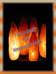 Real Himalayan Salt Lamp Enchanting 32 tips to identify fake himalayan salt lamps