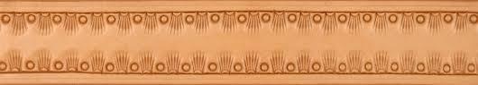 custom leather pattern hand