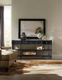 Maple Living Room Furniture Hooker Furniture Living Room Ashton Console Table Four Drawers Two
