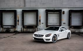 Mercedes-Benz SL63 AMG with HRE S107 in Satin Black | HRE ...