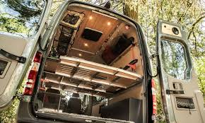 Tailor the suspension in your mercedes sprinter so you get optimal performance for the way you drive. 9 Best Sprinter Van Conversion Kits For A Diy Van The Wayward Home