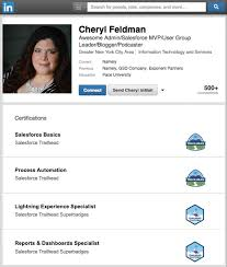 Salesforce Resume Sample Reinvent Your Resume With Trailhead Superbadges Salesforce Blog 19