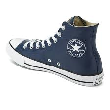 shoes 283mtels 2727f ee5e5 usa converse mens chuck taylor all star seasonal leather hi top d7fdd a13c3