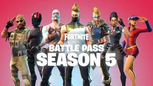 Throughout the season, agent jones will bring in even more hunters from the realities beyond. Fortnite Season 5 Battle Pass Skins Price Free V Bucks And How It Works Gaming Fortnite Battle Royale Game Epic Games