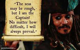 Pirates Of The Caribbean Quotes 100 Memorable Quotes By Captain Jack Sparrow That Made Us Fall In 12