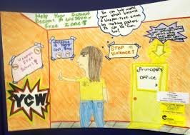 poster and essay contest youth crime watch of miami dade county helping my school always be weapon