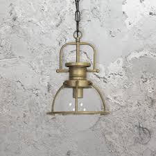 industrial globe pendant lights