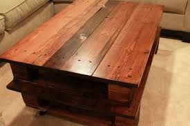 Wood Pallet Table Top Coffee Table Ideas Do It Yourself