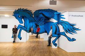 Truly Design Truly Design Studio 3d Graffiti Anamorphic Art Office