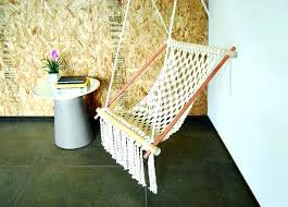 macrame hammock chair furniture magnificent hanging swing diy best crochet i