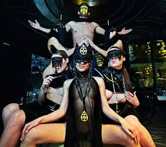 A night of erotic freedom at NYC s most exclusive sex party New.