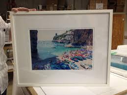 art framing. Custom Made Fine Art Photography Framing W
