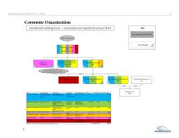 Cde Org Chart Ex 99 1
