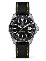 tag heuer watches goldsmiths tag heuer mens aquaracer £1 350 or from £101 25 a month buy now