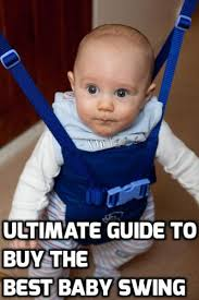 Ultimate Guide to Buy the Best Baby Swing - The Baby Choice