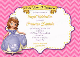 printable sofia the first princess birthday invitation chevron printable sofia the first princess birthday invitation chevron print 4x6 or 5x7 digital file