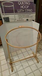 Quilting Hoop with Stand | eBay & Quilting Hoop with Stand 18 Adamdwight.com