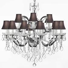 medium size of chandelier lamp shades with beads black and white mini clip on archived
