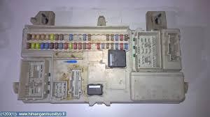 fuse box electricity central volvo 31268178 volvo v50 2009