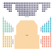 Phillips Center Gainesville Seating Chart Mainstage Seating Chart The Hippodrome Theatre