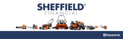 husqvarna sheffield financial programs