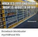 90's Night: 1999