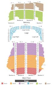 State Theatre Seating Chart Minneapolis
