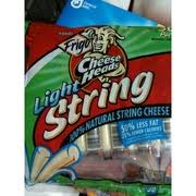 photo of frigo cheese heads light string cheese