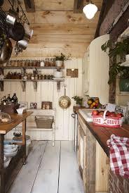 rustic farm kitchen