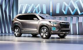 2018 subaru ascent photos. delighful 2018 subaruviziv7concept to 2018 subaru ascent photos