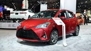 2017 Toyota Yaris facelift | Motor1.com Photos