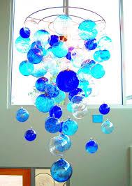 baker bubble chandelier