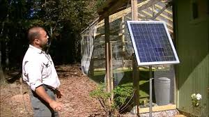 how to set up a solar power 12 volt