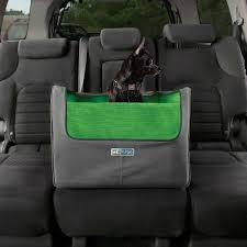 kurgo skybox rear dog car seat front